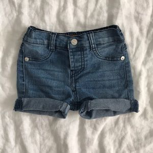 7 For All Mankind Baby Shorts